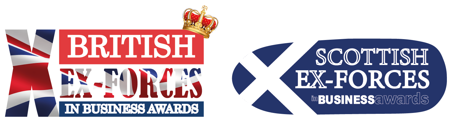 British Ex-Forces in Business Awards & Scottish Ex-Forces in Business Awards