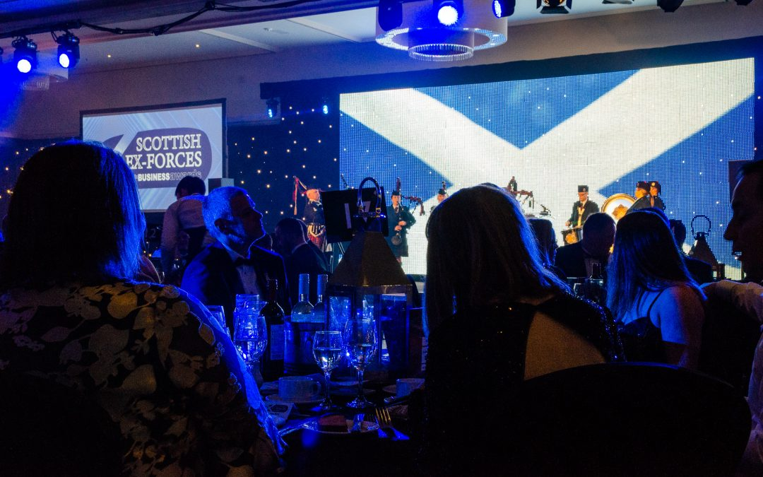 Scotland celebrates the business achievements of military veterans